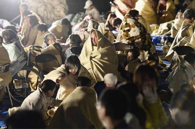Nhật Bản: Động đất 6,4 độ Richter hơn 900 người thương vong 1