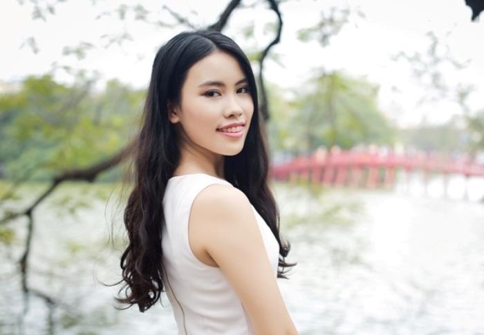 Những nữ sinh Việt nhận học bổng tiền tỷ của ĐH Mỹ 3