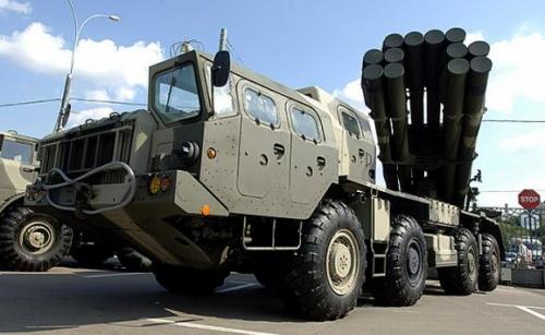 Video: Tornado-S Nga có sức mạnh chỉ đứng sau bom nguyên tử 1