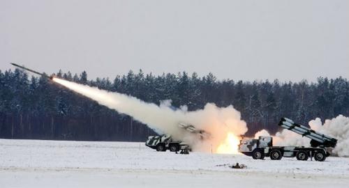Video: Tornado-S Nga có sức mạnh chỉ đứng sau bom nguyên tử 2
