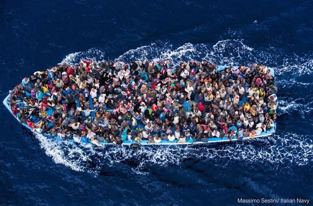 500 người tị nạn có thể đã chết đuối ở Địa Trung Hải 1