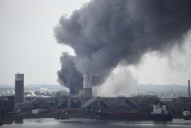 Nổ nhà máy hóa chất Mexico, hơn 60 người thương vong 1