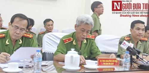 Ông Lê Văn Cuông phản ứng tướng Minh ví sinh mệnh người như móng tay 2