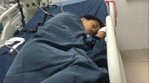 Thảm kịch ở Hải Dương: Tin về sức khỏe cháu bé bị mẹ ép uống thuốc sâu 1