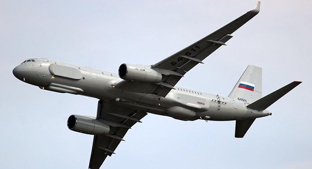 The Diplomat: Máy bay trinh sát Nga là mối đe dọa với Mỹ 1