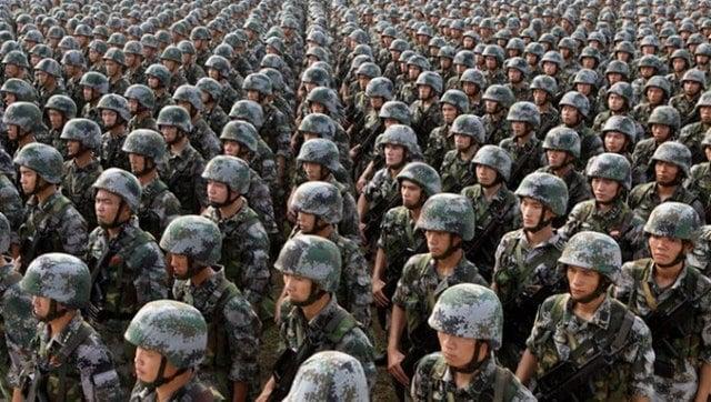 Trung Quốc điều hàng nghìn binh sĩ tới biên giới Triều Tiên 1
