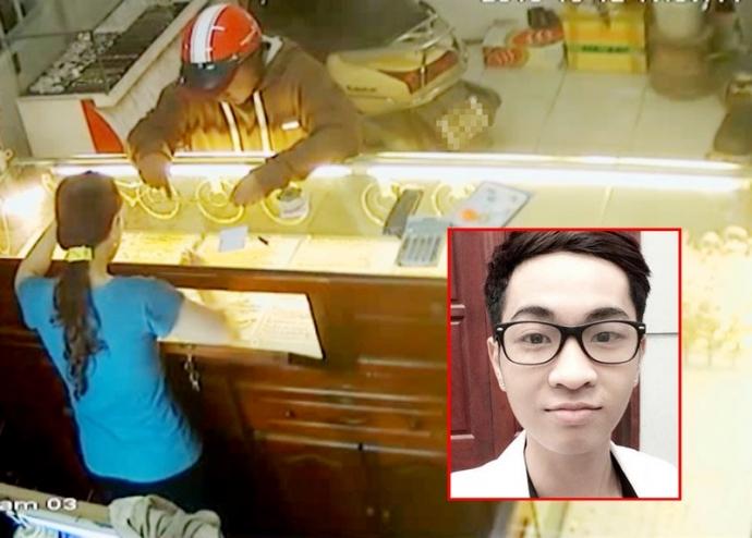 Hà Nội: Nhân lúc sơ hở, thanh niên ôm vàng bỏ trốn 1