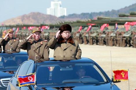 Triều Tiên tái kích hoạt đường hầm bãi thử hạt nhân 2
