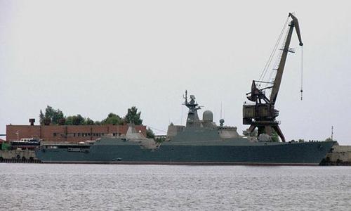 Nga chuẩn bị bàn giao hai tàu chiến lớp Gepard cho Việt Nam 1