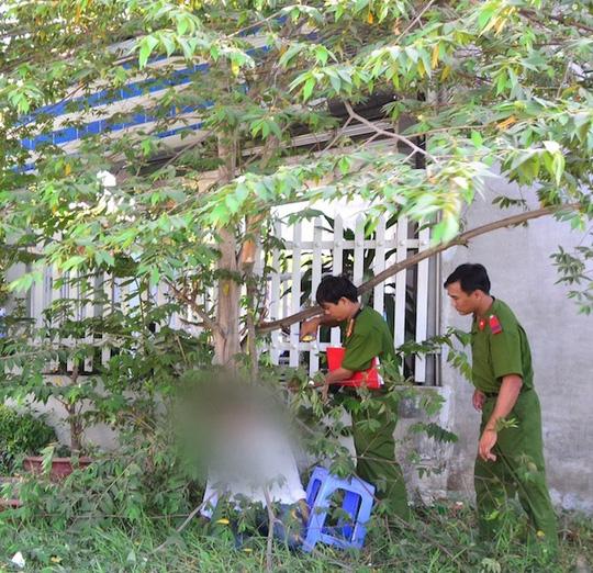 Vợ tài xế Tòa án tỉnh Trà Vinh phát hiện chồng chết trong tư thế treo cổ 1