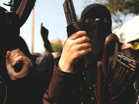 IS biến nô lệ tình dục thành các chiến binh thánh chiến 1