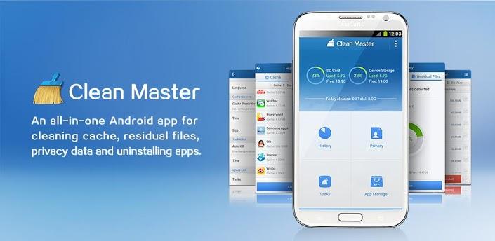 5 ứng dụng dọn dẹp, tăng tốc điện thoại Android hiệu quả tốt nhất hiện nay 2