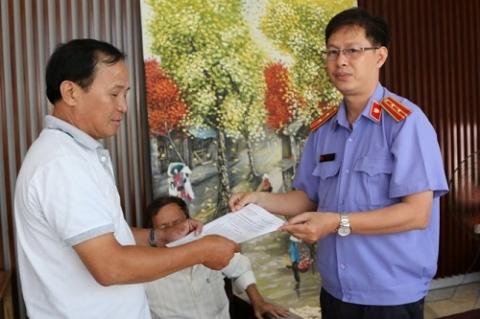 Vụ chủ quán Xin Chào: VKSND chính thức trao quyết định minh oan 1
