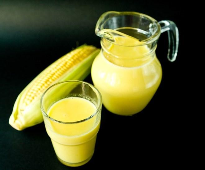 Cách làm sữa ngô thơm ngon bổ dưỡng tại nhà 1