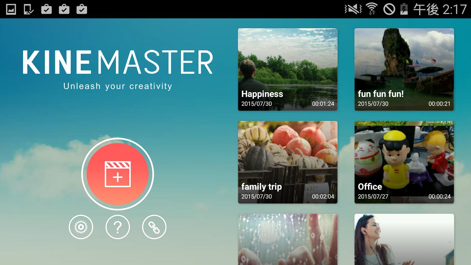 KineMaster - Ứng dụng chỉnh sửa biên tập video cực hữu ích 1