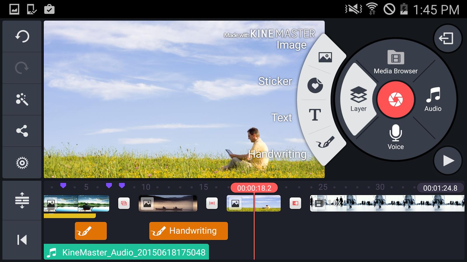 KineMaster - Ứng dụng chỉnh sửa biên tập video cực hữu ích 2