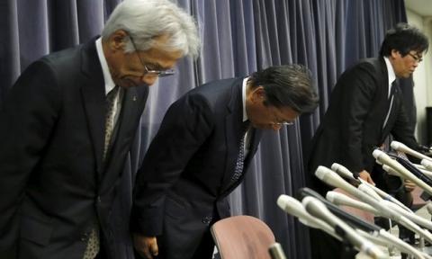 Mitsubishi Motors thừa nhận đã gian lận khí thải 1
