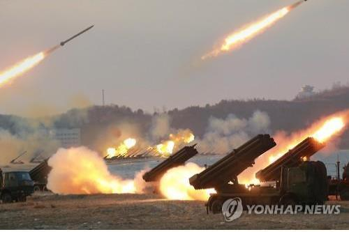 Triều Tiên triển khai 300 giàn phóng tên lửa nhắm vào Nhà Xanh 1