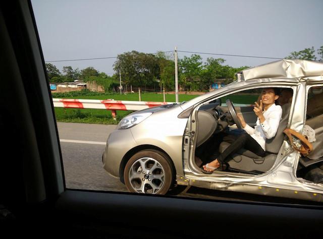 Ảnh vui giao thông Việt Nam tuần qua 1
