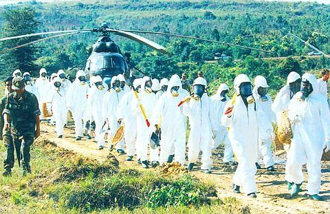 Formosa từng đem 3.000 tấn chất thải nhiễm thủy ngân đổ sang Campuchia 1
