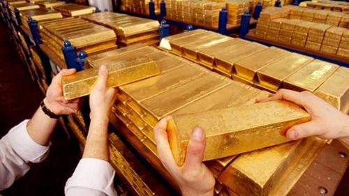 Kho vàng chứa gần 250 tỷ USD ẩn mình dưới vỉa hè London 2