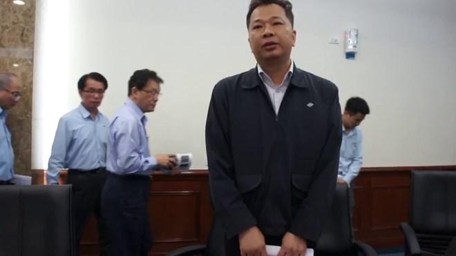 Ông Chu Xuân Phàm bị Formosa sa thải 1