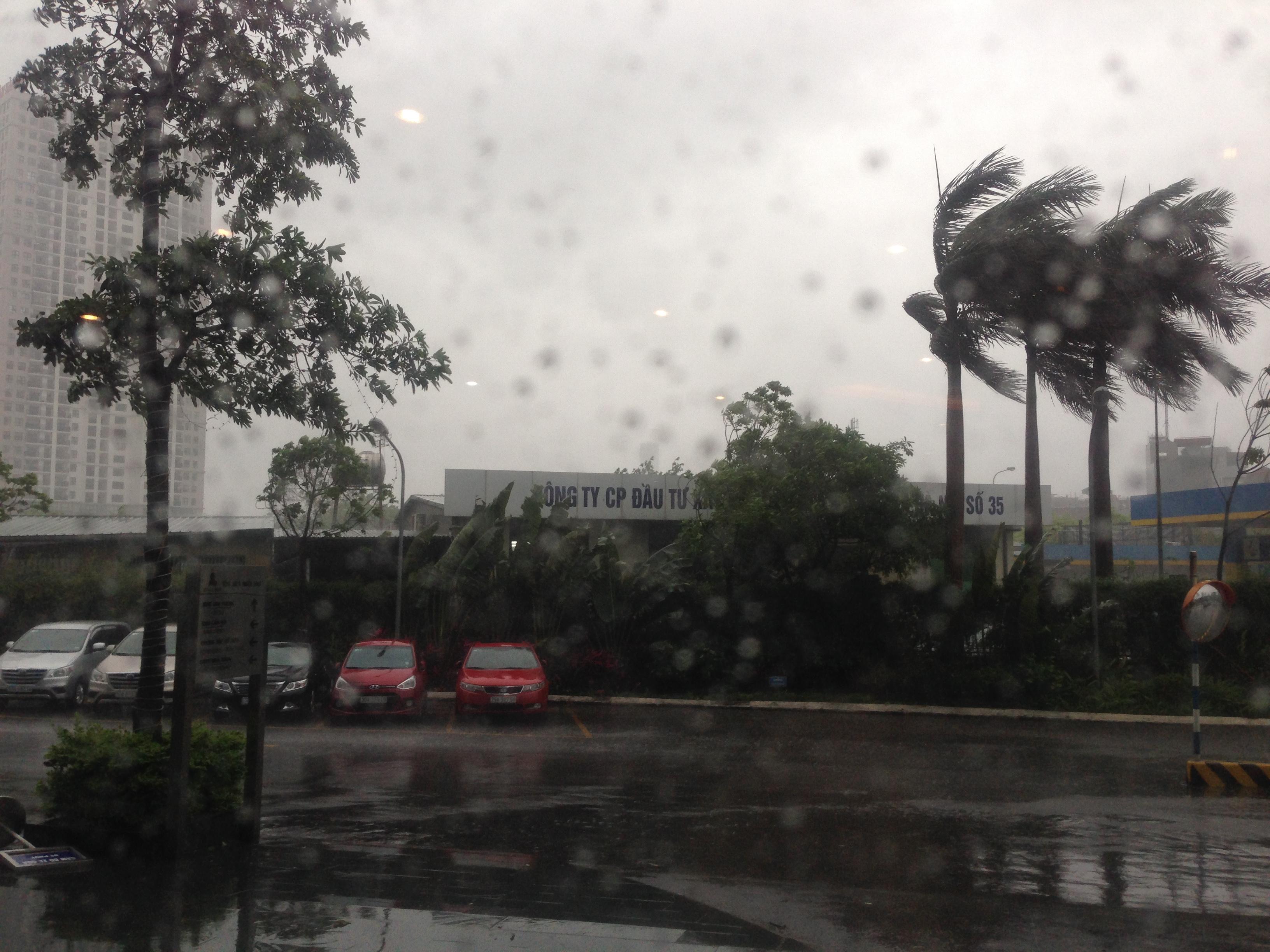 Thời tiết dịp 30/4 và 1/5: Cả nước có mưa dông, đề phòng mưa đá vào chiều tối 1