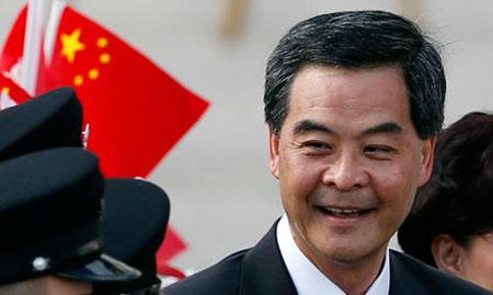 Lương Chấn Anh: Hồng Kông phải lựa chọn giữa độc lập và vị thế hàng đầu 1