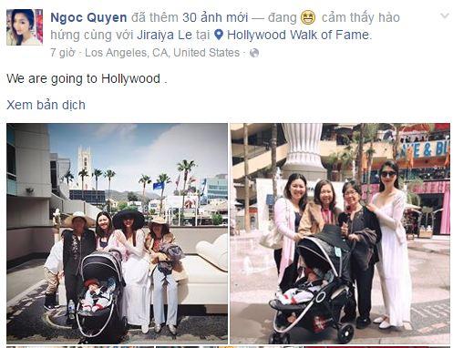 Facebook sao Việt: Tuấn Hưng làm ông bố đảm đang khi thay vợ chăm sóc con 5