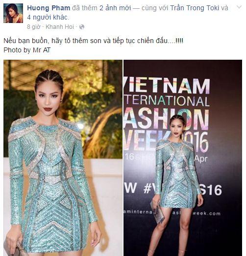 Facebook sao Việt: Tuấn Hưng làm ông bố đảm đang khi thay vợ chăm sóc con 7