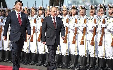 Nga – Trung tăng số lượng các cuộc tập trận chung trong năm nay 1