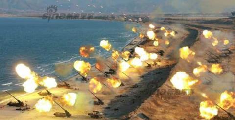 Triều Tiên chuẩn bị pháo kích, hướng nòng pháo vào Nhà Xanh 1
