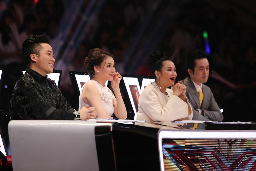 4 giám khảo X-factor 2016 bị thuyết phục hoàn toàn bởi Phạm Chí Huy 6