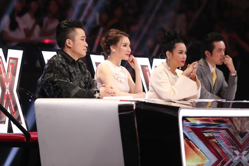 4 giám khảo X-factor 2016 bị thuyết phục hoàn toàn bởi Phạm Chí Huy 4