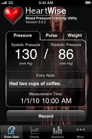 4 ứng dụng chăm sóc sức khỏe trên iPhone 4