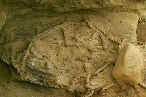 Cận cảnh xác ướp 4.500 năm tuổi 1