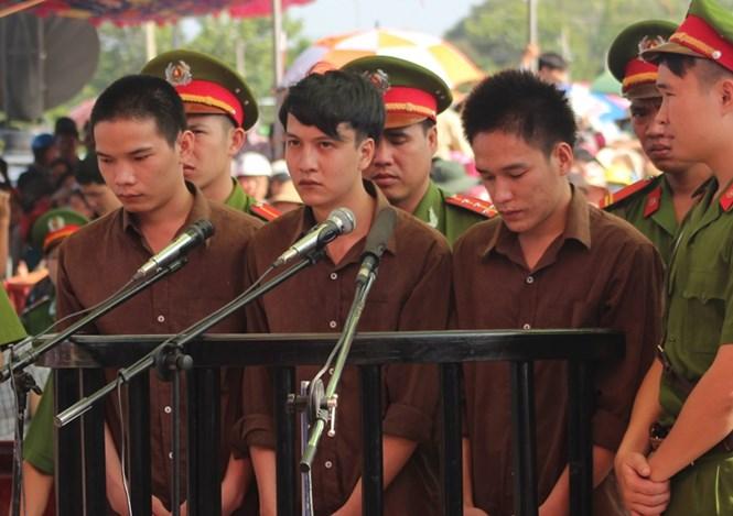 Xử phúc thẩm Nguyễn Hải Dương và đồng phạm tại Bình Phước 1