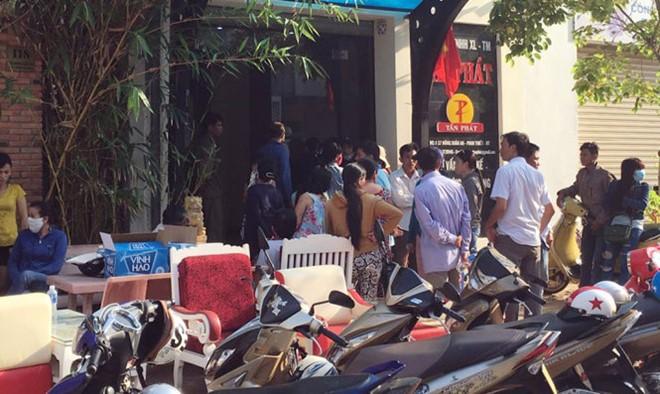 Bình Thuận: Giám đốc và con gái 5 tuổi được phát hiện chết trong tư thế treo cổ 1