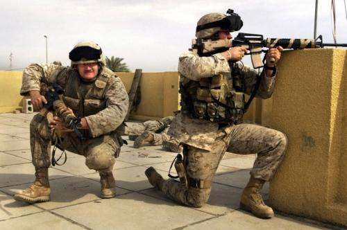 IS chọc thủng phòng thủ của người Kurd, sát hại một biệt kích Mỹ 1