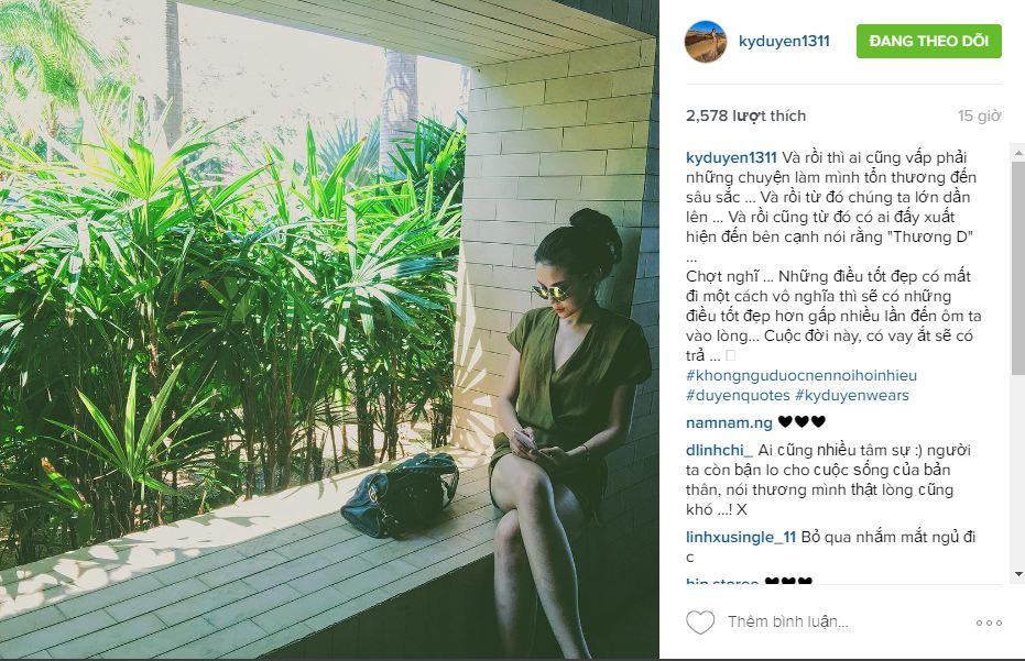 Facebook sao Việt: Phạm Hương tích cực đi thiện nguyện sau khi khỏi ốm 6