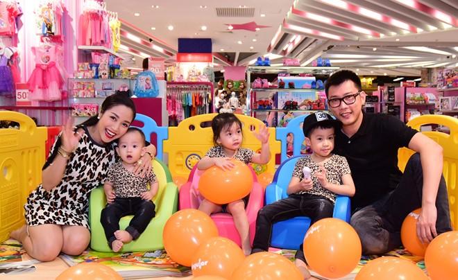 Vợ chồng Ốc Thanh Vân hạnh phúc bên nhau, phủ nhận tin đồn hôn nhân rạn nứt 1