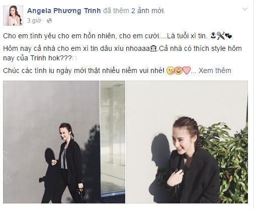 Facebook sao Việt: Phạm Hương tích cực đi thiện nguyện sau khi khỏi ốm 9