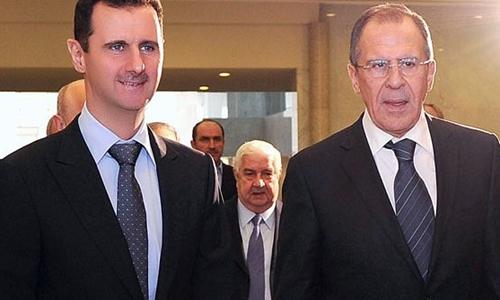 Ngoại trưởng Nga nói ông Assad không phải đồng minh 1
