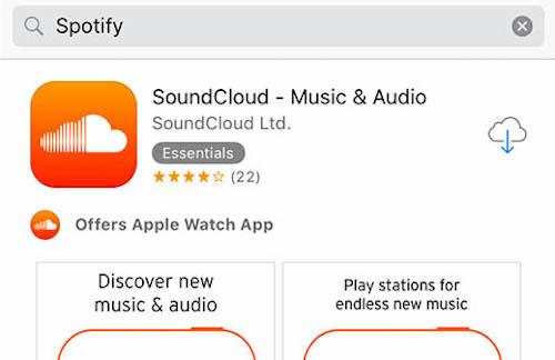 Kho ứng dụng của Apple gặp trục trặc, không hoạt động bình thường 1