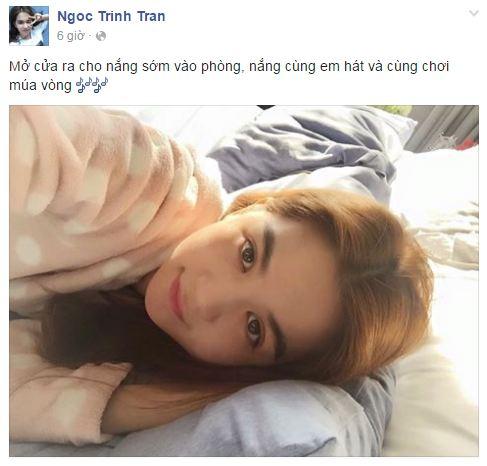 Facebook sao Việt: Văn Mai Hương tự nhận mình là Hàm Hương trong