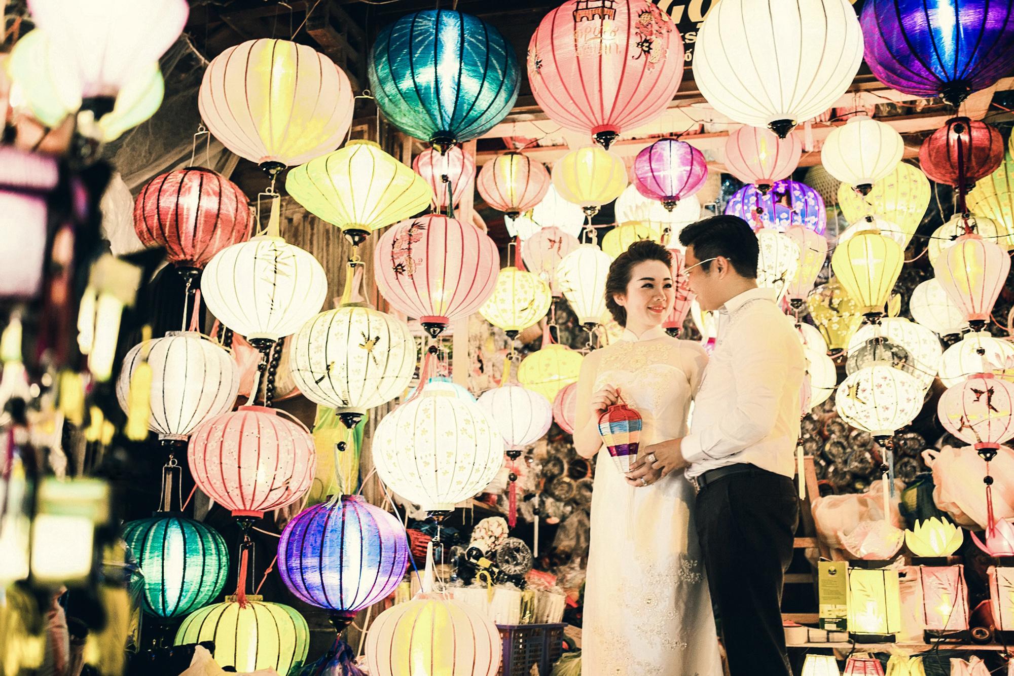 Bộ ảnh cưới xuyên Việt của cô dâu Nam Định cùng đại gia Sài Gòn 4