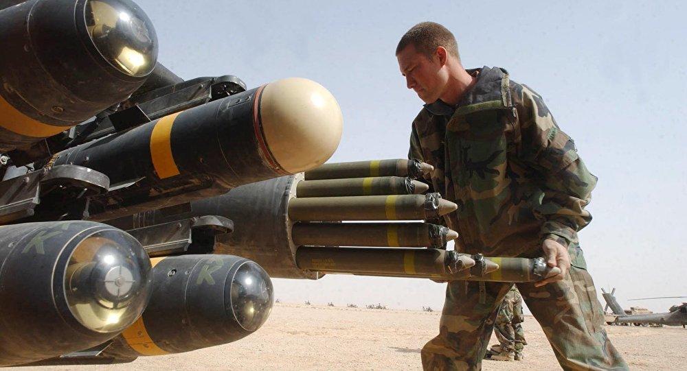 Mỹ sợ chiến tranh Trung Đông gây khủng hoảng tên lửa 1