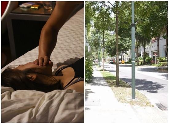 Sao nữ Đại Lục bị kẻ lạ mặt cưỡng hiếp trên phố khiến cư dân mạng bất bình 1