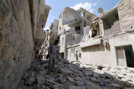Lực lượng nổi dậy chiếm làng gần Aleppo, 73 người thiệt mạng 1