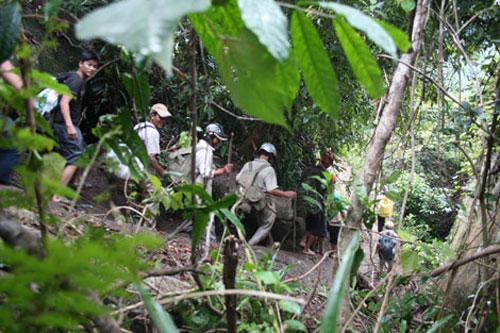 Rộ tin trúng trầm 20 tỷ ở Bình Thuận 1